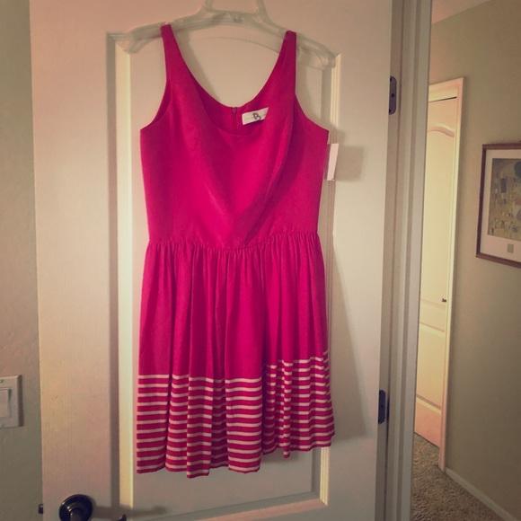 Amanda Uprichard Dresses & Skirts - Amanda Uprichard hot pink dress